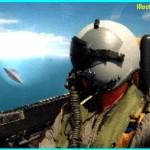 Oficiais da Força Aérea dos EUA dizem que aliens estão desarmando bombas nucleares