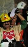 Mineiros brasileiros presos em uma mina!