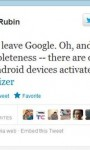 Tem muito Android por aí…